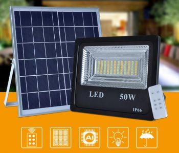پروژکتور خورشیدی 10 وات
