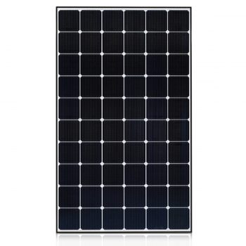 پنل خورشیدی 370 وات مونو کریستال LG