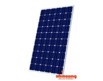 پنل خورشیدی 260 وات پلی کریستال Shinsung